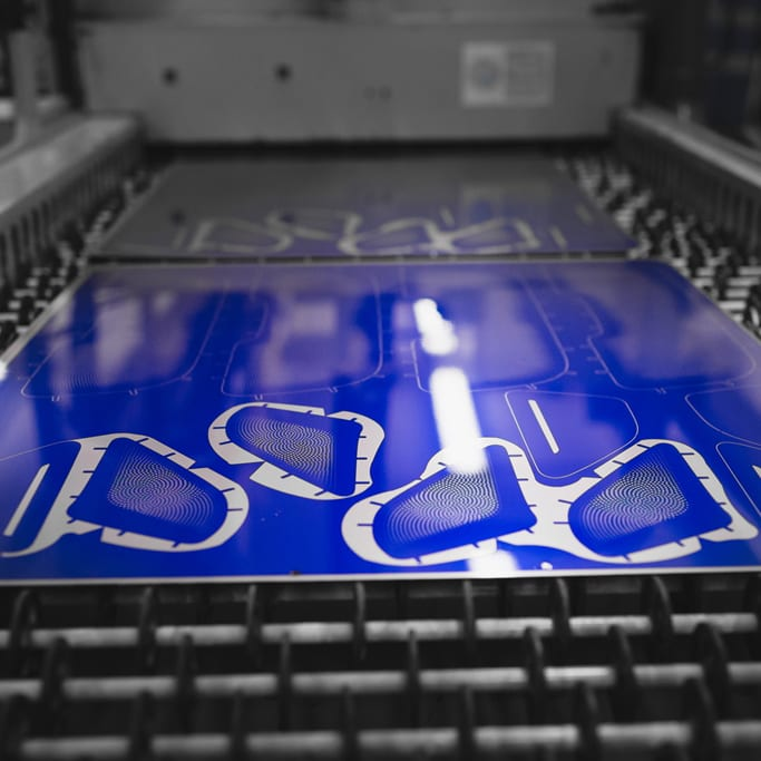 What is photo chemical etching?
